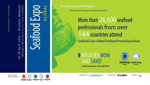 Seafod Expo Global